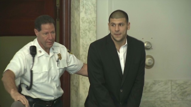 Aaron Hernandez indicted in murder case
