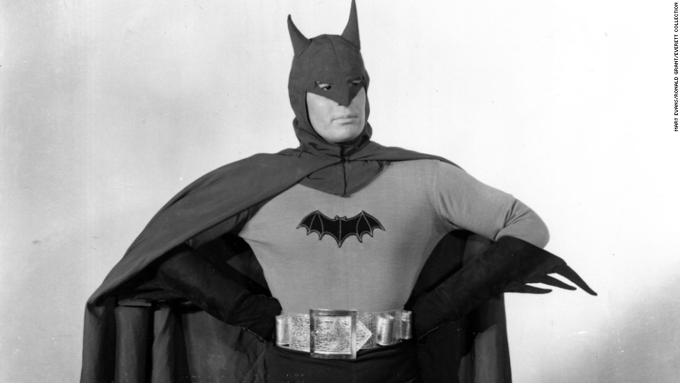 "Lewis Wilson is famous for being the first actor to play Batman in 1943's ""Batman."" He was the youngest and the least successful of all the Batmen."