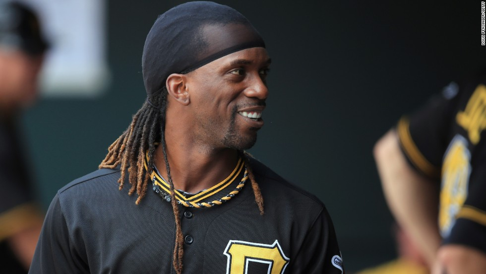 The 2013 Pittsburgh Pirates are playing great baseball thanks in part to Andrew McCutchen.