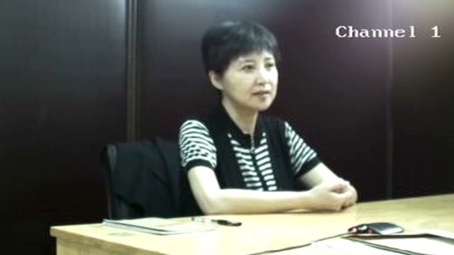 Bo Xilai's wife testifies