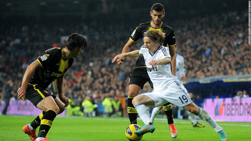 Real negotiated with Tottenham in 2012, eventually convincing the London to part with Croatia midfielder Luka Modric for $50 million.