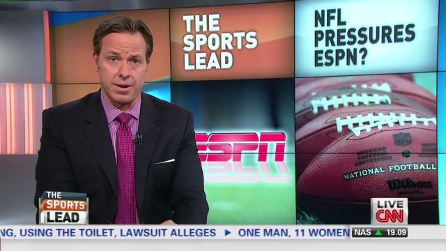 ESPN drops football concussion doc