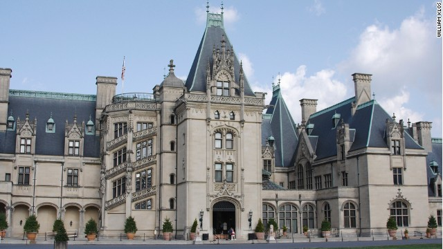 Biltmore: ultimate expression of sibling rivalry