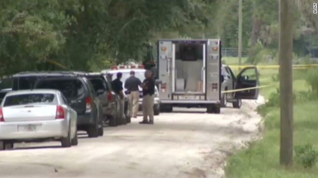 Fatal shooting spree in Florida