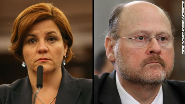 The New York Times endorsed Democrat Christine Quinn and Republican Joseph Lhota in the mayoral primary.