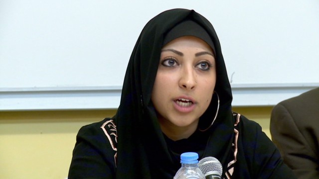 Bahraini activist speaks out