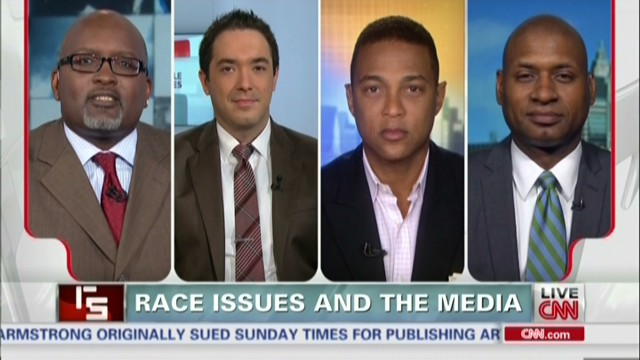 Race issues and the media