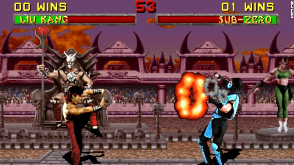 "Hitting arcades in 1992 and home consoles the following year, ""Mortal Kombat"" was the game that properly launched a more widespread conversation about violence in games and, eventually, a video-game rating system. With multiple sequels, it is the most popular fighting game in history."