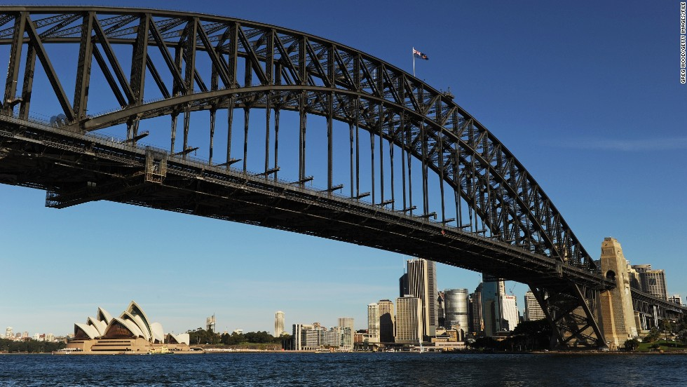 A stylish Aussie city with a famous skyline that includes the world-famous Sydney Opera House and Harbour Bridge. Like New York, luxury property comes in at an average of 44 square meter for every $1 million.