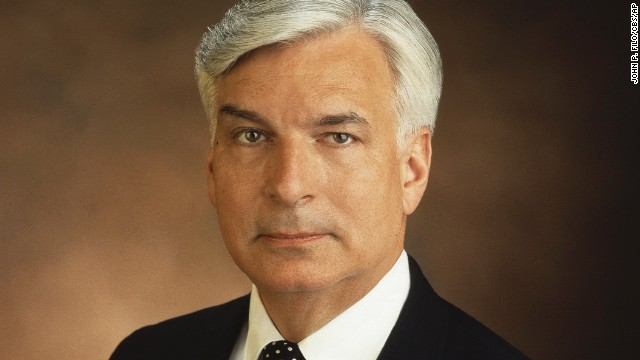 This 1998 publicity photo provided by CBS shows CBS News correspondent and bureau chief, Bruce Dunning.