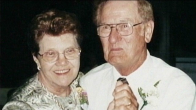 Married couple dies on same day