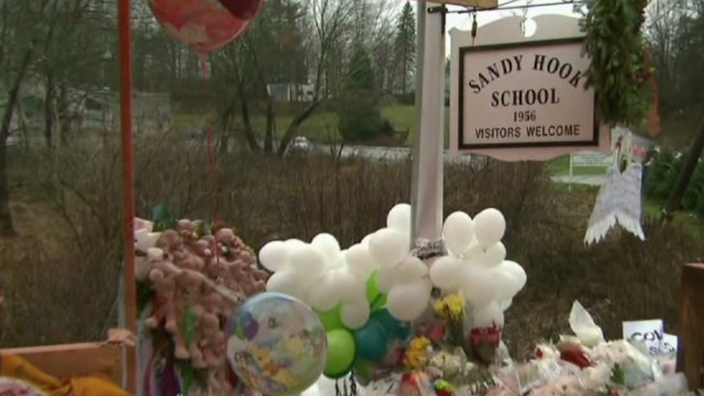 Newtown students back in class