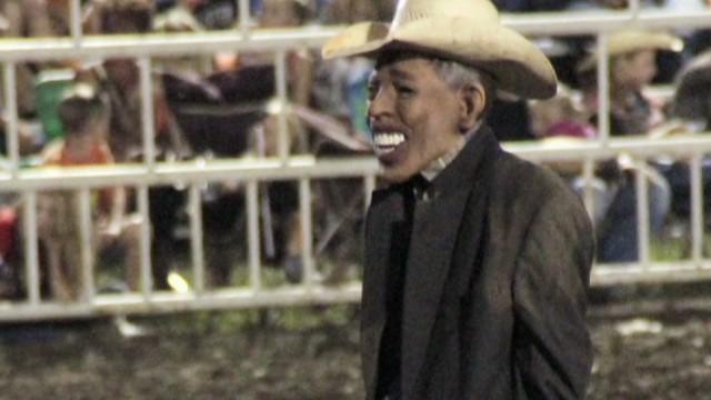 Rodeo clown: Obama mask a joke