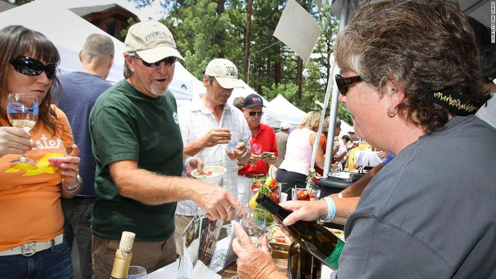 Another notable weekend event is the fourth annual Sample the Sierra Festival on Sept. 1st from 1 p.m. to 5 p.m., where you can sample fresh farm-to-table food and wine creations by local chefs and farmers.