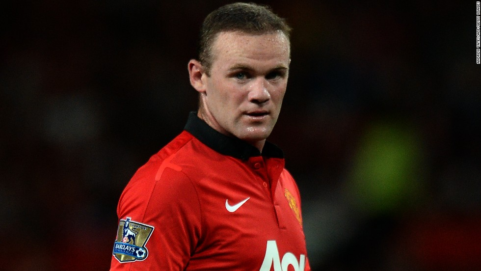 "England striker Wayne Rooney joined Manchester United from Everton in 2004. ""Wayne Rooney is a slow learner and he struggles to stay fit,"" says Ferguson of the England international in his autobiography."