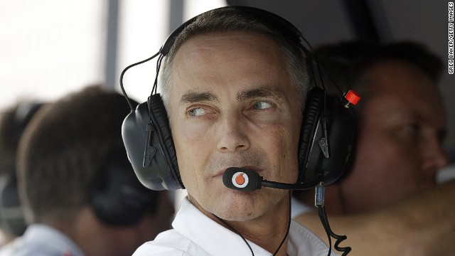 Martin Whitmarsh has failed to guide McLaren to a world championship title  since becoming team principal in 2009.