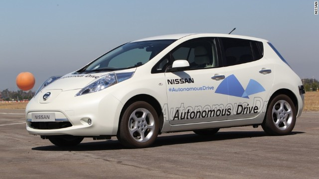 Nissan: Self-driving cars by 2020