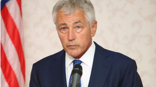 Hagel: U.S. strikes 'ready to go'