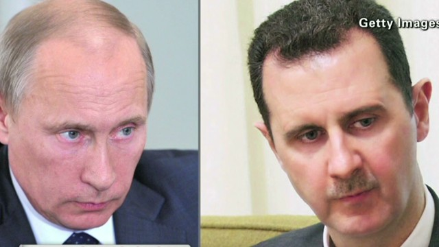Why Russia is sticking by Syria