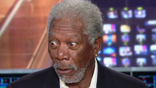 Morgan Freeman explains 'twerking'