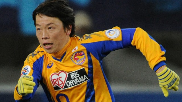 North Korean footballer big in Japan