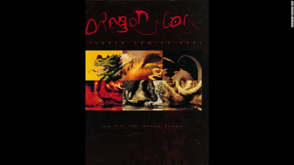 Cover art by Dave McKean, Jeff Jones, Jon Muth, George Pratt, Walt Simonson and Kent Williams in 1994