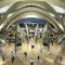 Abu Dhabi Midfield Terminal interior