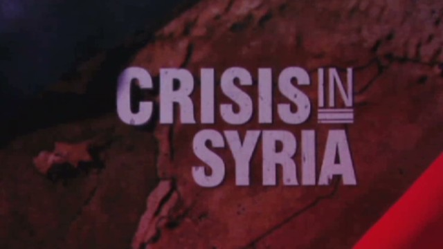 Is Syria another Kosovo?