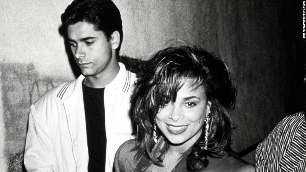 """John Stamos has fond memories of dating Paula Abdul in the late '80s, just as he began starring on """"Full House."""" """"She was so adorable; she was America's sweetheart,"""" Stamos told <a href=""""http://www.youtube.com/watch?v=95kVb8wqqEY"""" target=""""_blank"""">Ellen DeGeneres in 2009</a>. """"She was the biggest star in the world ... and we had the time of our lives."""""""