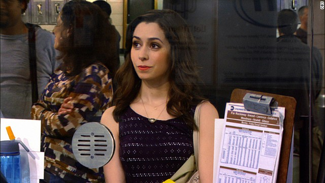 "Cristin Milioti stars as The Mother on CBS' comedy ""How I Met Your Mother."""