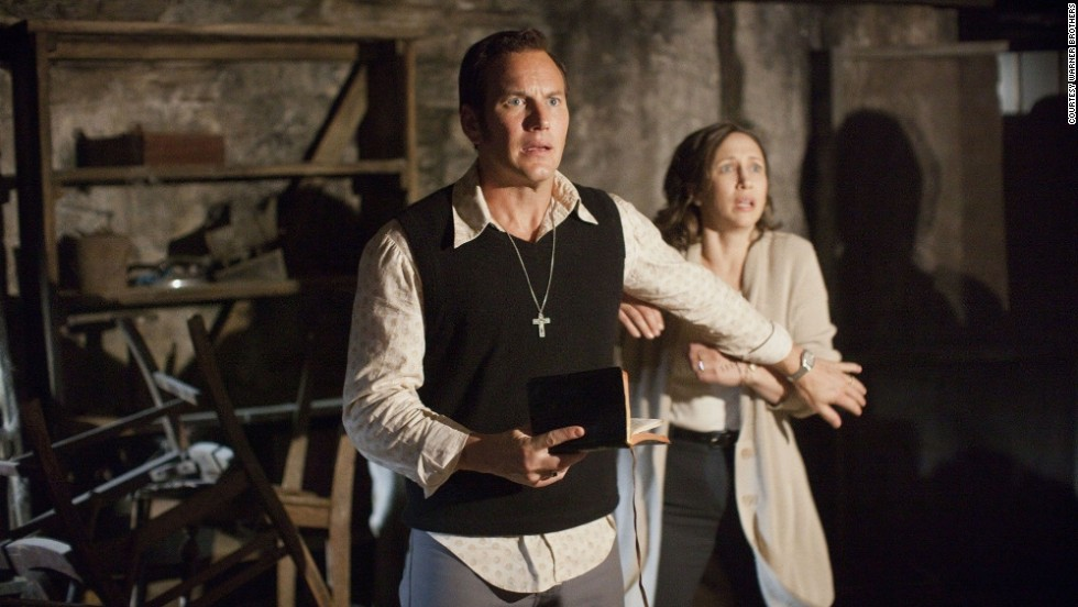 """The Conjuring"" is a Hollywood hit movie that looks at the most revered paranormal investigators, Ed and Lorraine Warren. The Warrens began investigating paranormal activity in 1952, long before it was accepted."