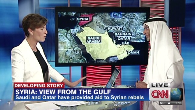 How the Persian Gulf responds to Syria
