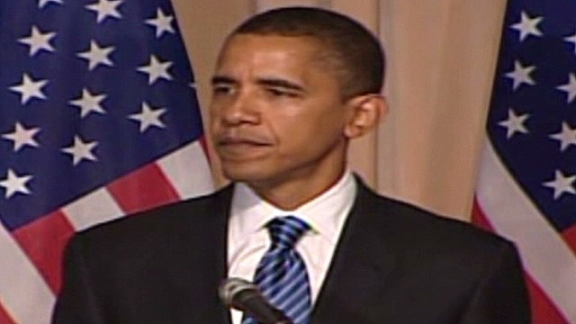 2007: Obama: American people were failed
