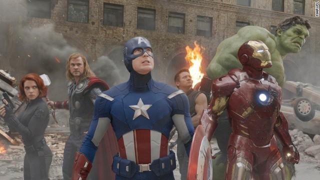 Marvel da un adelanto de la pelea entre Iron Man y Hulk