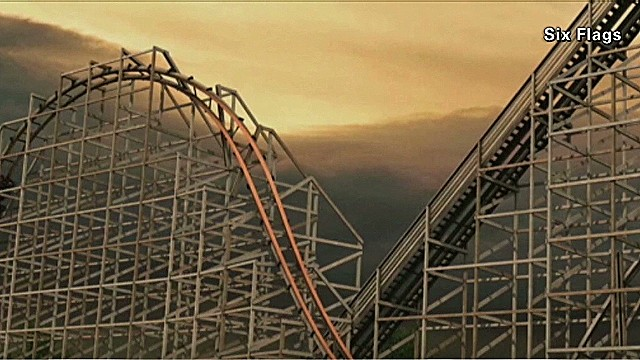 2013: World's most extreme roller coaster
