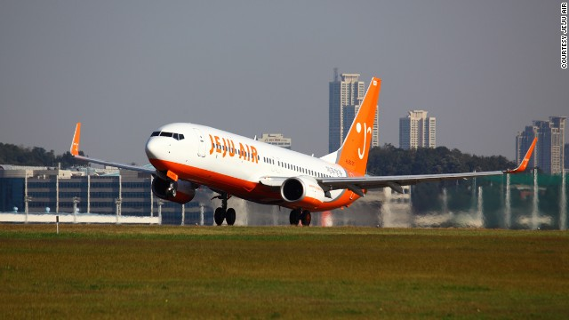 South Korea's Jeju Air has recorded a 960% increase in profits over last year.