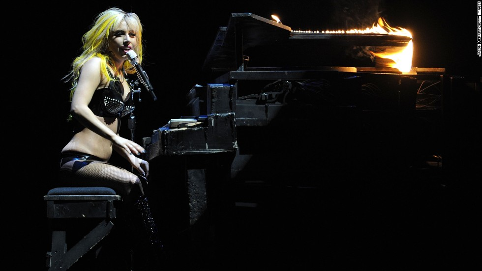"""Lady Gaga also got a very early start, learning to <a href=""""http://www.biography.com/people/lady-gaga-481598"""" target=""""_blank"""">play the piano by the age of 4 </a>and writing her first piano ballad when she was 13."""