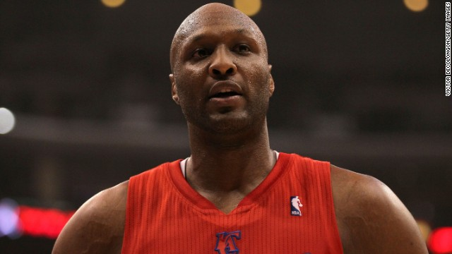 Lamar Odom charged with DUI