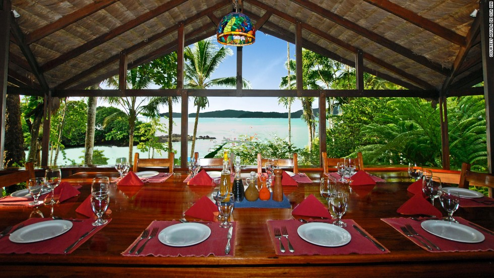 """Get your groove back at <a href=""""http://www.aguiladeosa.com"""" target=""""_blank"""">Aguila de Osa Inn</a>, a greentique eco-resort on Costa Rica's rugged Osa Peninsula. Recharge with a visit to Corcovado National Park and reboot your mind with adventures inspired by the country's spirit of """"pura vida"""" such as scuba diving, snorkeling, birdwatching and fishing. Sustainable tourism is the goal, with gourmet dining and tropical views available for less during the <a href=""""http://www.aguiladeosa.com/rates/"""" target=""""_blank"""">discounted """"green season"""" </a>which lasts through mid-December."""