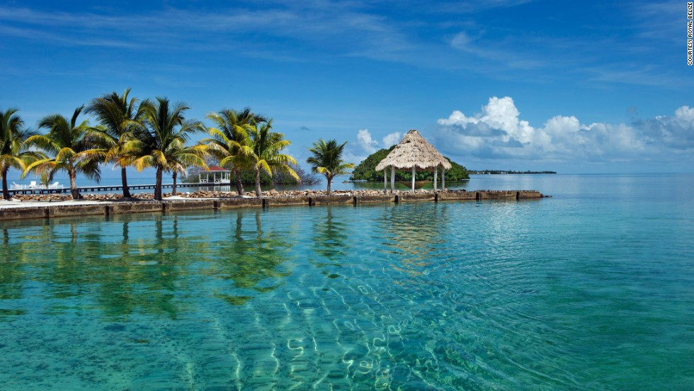 "If you're ready for a super splurge, or perhaps have a few friends who also are looking for an extreme escape, rent <a href=""http://www.privatevacationisland.com"" target=""_blank"">Royal Belize</a>, a private three-villas-only, seven-acre island where there are more pelicans than people. During downtime between gourmet meals prepared by a personal chef, you can savor seaside views from cozy hammocks, kayak or snorkel or take an off-island jaunt to explore Mayan ruins. A three-day stay runs about $5,000 per couple."