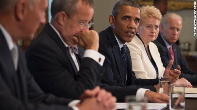 White House push for strike on Syria