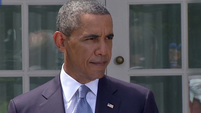 Obama: U.S. should take military action
