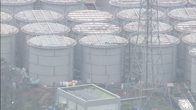 Radiation levels spike at Fukushima