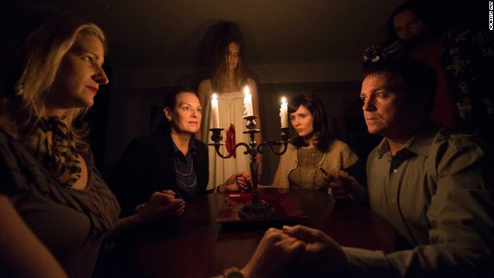 "Ordinary people share their brushes with the paranormal in the Syfy Channel show ""Paranormal Witness."""