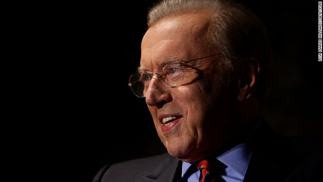 Remembering David Frost