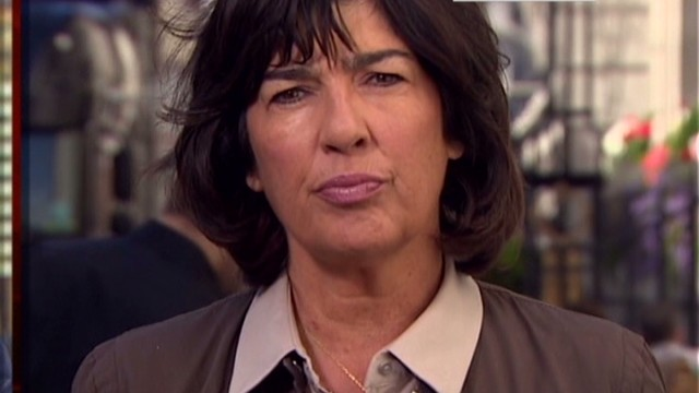 Amanpour weighs in on Syria