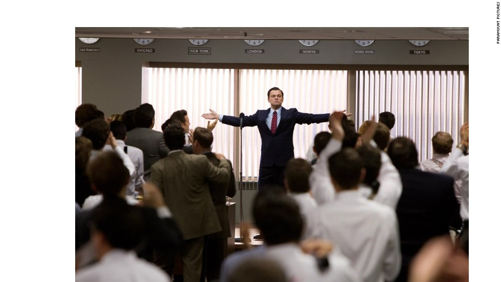 "<strong>""The Wolf of Wall Street"":</strong> Martin Scorsese and Leonardo DiCaprio team up for the fifth time in ""The Wolf of Wall Street,"" a biographical story of the conniving trader Jordan Belfort, who lived a life of greed and excess before becoming ensnared in his own traps. An interesting cast, including Jonah Hill, Matthew McConaughey, Kyle Chandler, Rob Reiner, Spike Jonze and Joanna Lumley, lend their talents. Script by Terence Winter (""Boardwalk Empire,"" ""The Sopranos""). (November 15)"