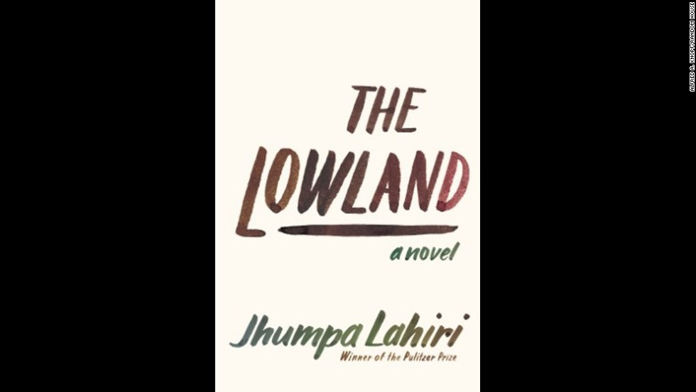 "<strong>Fiction: </strong>Jhumpa Lahiri, ""<a href=""http://www.nationalbook.org/nba2013_f_lahiri.html#.Uo12LI2vWL0"" target=""_blank"">The Lowland</a>"""