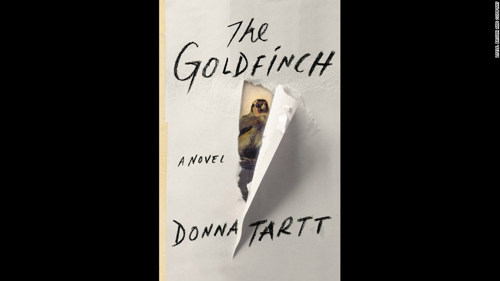 "<strong>""The Goldfinch"" by Donna Tartt:</strong> Tartt has just two books to her credit -- ""The Secret History"" and ""The Little Friend"" -- but both were well-reviewed best-sellers. In her new novel, an orphaned boy clings to an expensive painting, which sees him through an up-and-down life in New York. The book clocks in at almost 800 pages, but critics have praised a powerful narrative that keeps you turning the pages. (October 22)"