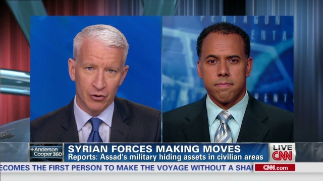 U.S. warships in position to strike Syria
